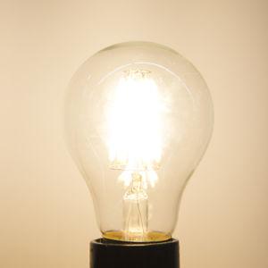Luz com Filamento LED UM60-Cog 8W 810lm E27 6PCS lâmpada de incandescência