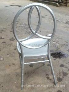 Le restaurant de mariage de meubles en métal Aluminium Fer Chiavari Président pour les événements