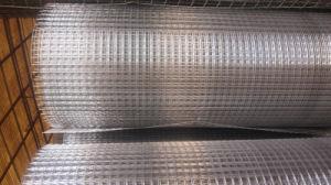 2X2 2X4の穴のサイズは塀のパネルのための溶接された金網に電流を通した