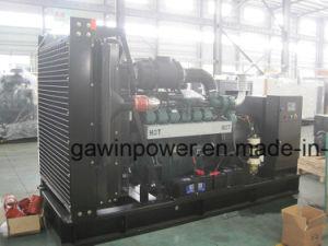 Super leiser Doosan Dieselgenerator mit Wohnschalldichtem