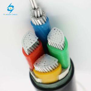 La norme CEI 60502 600/1000V PVC / câble d'alimentation isolée en polyéthylène réticulé