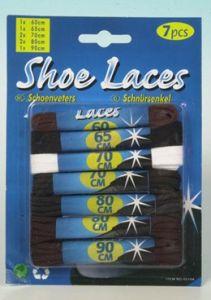De espesor de grasa los cordones de Zapata plana 2/5 de ancho cordones todos los tipos de zapatos Zapatos Bota deportiva