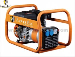 2kw aan 6kw de Draagbare Generator van de Benzine van de Motor van het Type van Honda