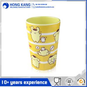 Haltbarer Gebrauch-Tee-Plastikmelamin-Becher