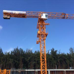 Un fornitore della gru a torre di gru a torre Topless dell'asta 3.6ton di 45m