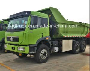 De nieuwe Vrachtwagen van de Stortplaats van China FAW 6X4