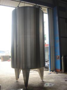 Serbatoio mobile industriale dell'acciaio inossidabile