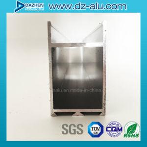 Profilo di alluminio dell'alluminio 6063 per la finestra personalizzata delle entrate principali del negozio