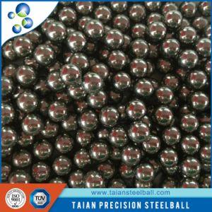 As esferas de aço de carboneto de aço inoxidável para o rolamento