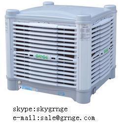 Dispositivo di raffreddamento di aria industriale/condizionatore d'aria evaporativo dell'aria Cooler/Water (KGL18-PD83)