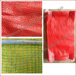 Sacchetto tessuto maglia di plastica della garza dei pp che rende a macchina telaio per tessitura circolare