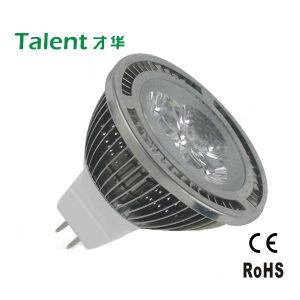MR16 12V 6W Aluminumled Spotlight