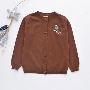 Nuovo Deisgn cappotto caldo del cardigan del bambino del maglione di vendita di 2018