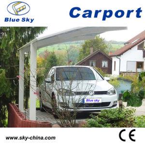 Frame Carport van het Aluminium van de Verschijning van het PC- Blad het Elegante