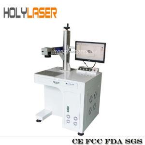 Láser de fibra Mraking máquina marcadora láser de fibra óptica de 20W.