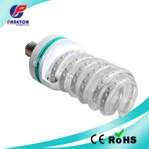 Lâmpada LED economizadoras tipo espiral E27 20W (pH6-3018)