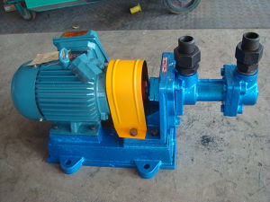 magnetische Pumpe der Schrauben-3G drei