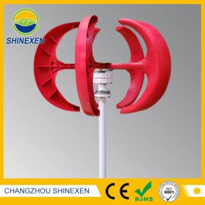 3 Fase 12V/24V 100 W de eixo vertical da turbina eólica
