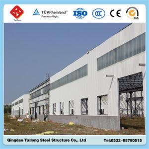 Estructura de acero Multi-Storey prefabricados Edificio Taller