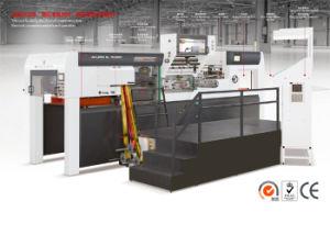 Platina automático de troquelado y estampado de lámina de la máquina (1050FC)