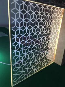 Große Glasunter der oberfläche liegende Hochfrequenzgravierfräsmaschine laser-Hsgp-1280