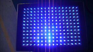 Группа под руководством 192 ПК с помощью ультрафиолета стробоскоп