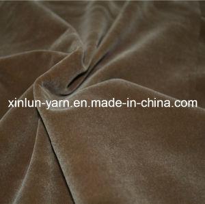 Sofá /Presidente/cortina de veludo simples Rebanho Fabric