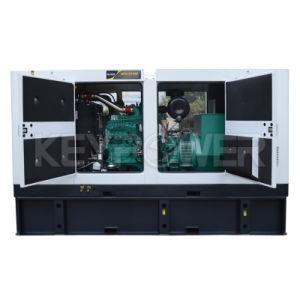 112kw/140kVA de geluiddichte Diesel van de Generator van de Stroom met de Motor van de Macht
