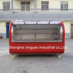ほとんどの普及した移動式中国は便利なトロリーに電気ピザ氷Creamtruckをした