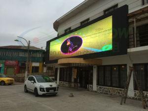 Chipshow P8 Affichage LED SMD Publicité de plein air