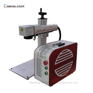 Raycus Fiber 20W 30W Laser Marking Machine 175*175mm Area
