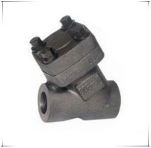 造られた鋼鉄によって通されるYのタイプこし器