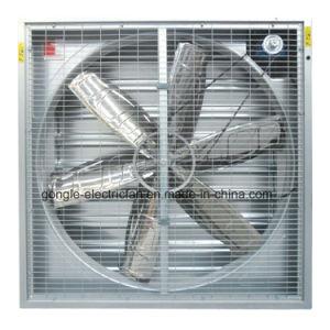 Ventilatore di scarico della strumentazione di ventilazione della serra e rilievo di raffreddamento
