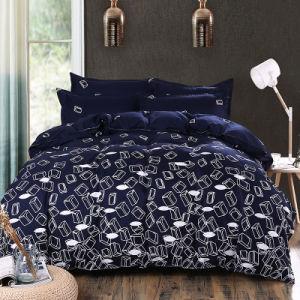 枕箱およびキルトカバーが付いている安いポリエステルBeddingg
