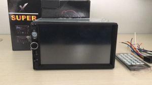 7.0 giocatore universale dell'autoradio di BACCANO di pollice doppio MP5 con il Rearview, FM, USB, Bluetooth
