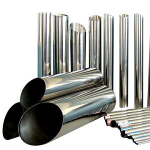 Tubo saldato dell'acciaio inossidabile dell'en 10204-3.1 di AISI 316