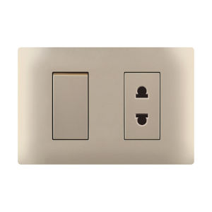 Popular Modelo 1 toma la pista con 1 o interruptor de 2 vías