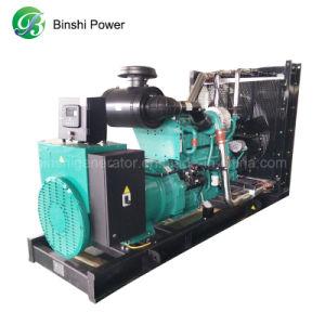 560kw/700kVA Cummins 세륨, ISO, SGS (BCS560)를 가진 디젤 엔진 발전기 세트/생성 세트/Genset