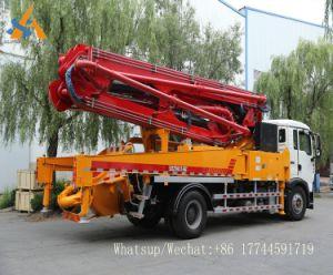 giacimento detritico dell'asta del camion di 35m Sinotruck HOWO
