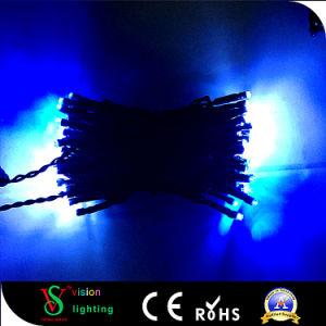 屋外の装飾のための10m 100 LEDsストリングライト