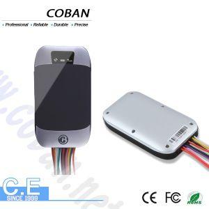 En línea en tiempo real de la tarjeta SIM GPS Localizador GPS Tracker motos sin alarma GSM