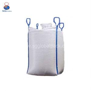 Weißer pp. grosser Beutel China-1000kg für Verpackungs-Industrieabfälle