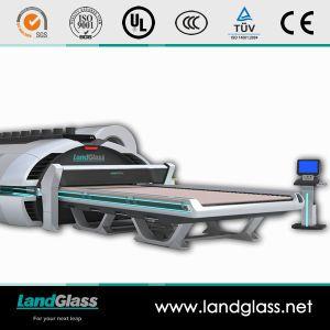 China-Cer-Bescheinigungs-flaches Glas, das Maschinerie-Ofen mildert