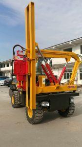 Carregador de estática hidráulico montado Highway Driver de pilha