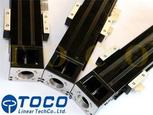 Atuador de eixo único Industrial CNC fase linear