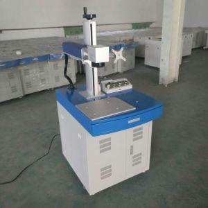 3 van de Garantie van de Vezel jaar van de Laser het Merken/van de Gravure Machine