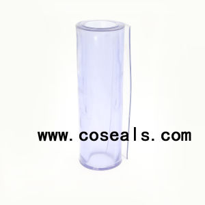 EUの標準の透過プラスチックPVCシート