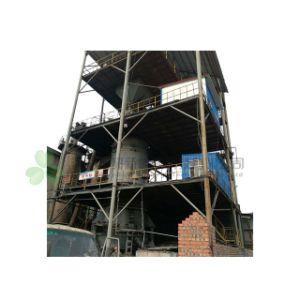 De hete Verkopende Vergasser In twee stadia van de Steenkool, de Apparatuur van de Gasvorming van de Steenkool, De Generator van het Steenkolengas