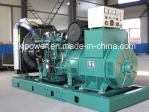 Volvo Diesel Engine (TAD732GE)의 185kVA Electric Generator Powered