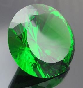 K9 Kristallpapiergewicht, Glasdiamant, Kristalldiamant
